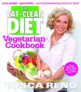 The Eat-Clean Diet Vegetarian Cookbook