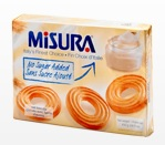 MiSura No Sugar Added Cookies