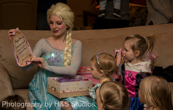 My Perfect Princess Party